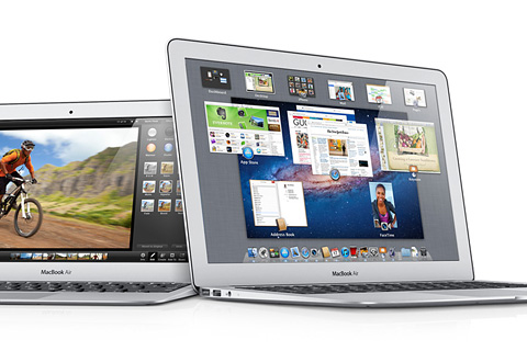 Обзор Apple MacBook Air 11` и 13`. Эволюция 2011.