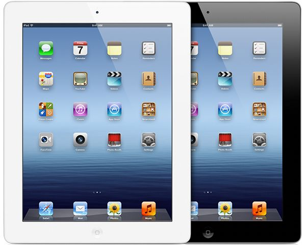 Обзор нового The New iPad от Apple