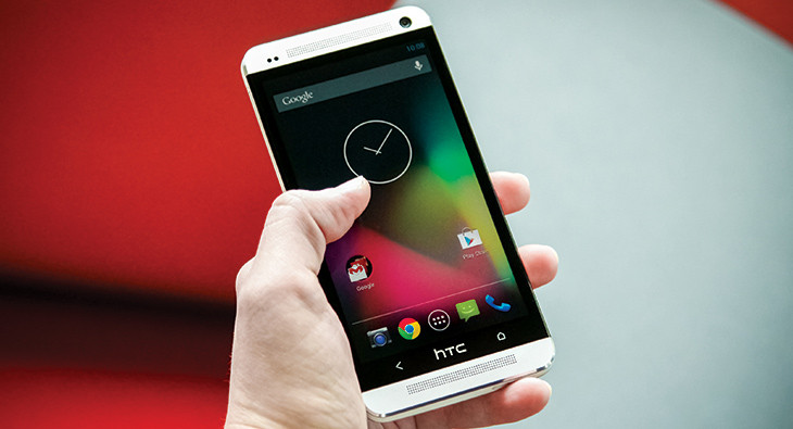 HTC One на Android