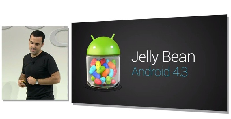 Google представили Android 4.3 Jelly Bean, Nexus 7 и Chromecast
