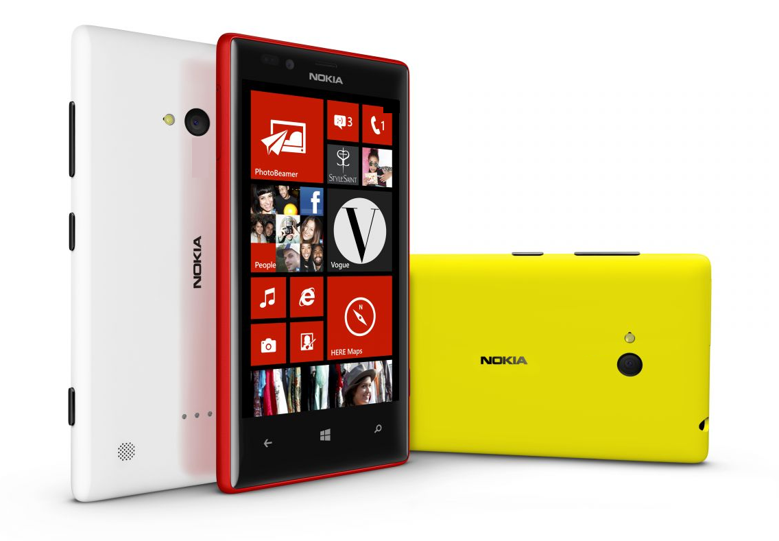 Обзор Nokia Lumia 1520. Windows-гигант